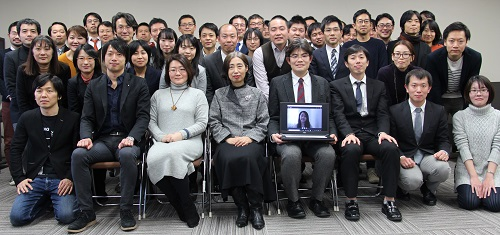 Members of Young Academy of Japan